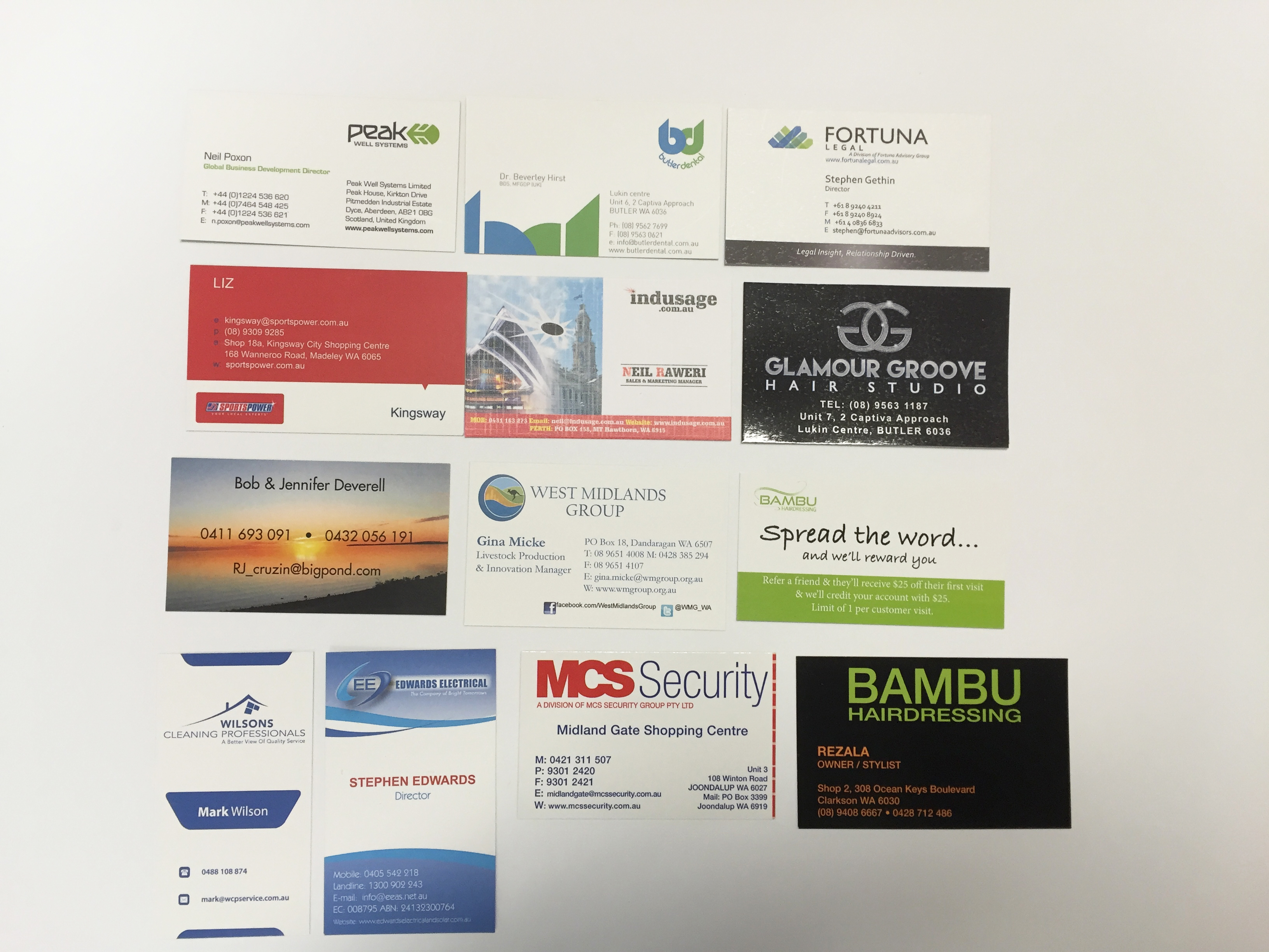 Famous business card printing perth component business card ideas business card printing perth wa image collections card design and reheart Image collections